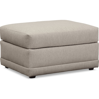 Berkeley Ottoman - Weddington Cement