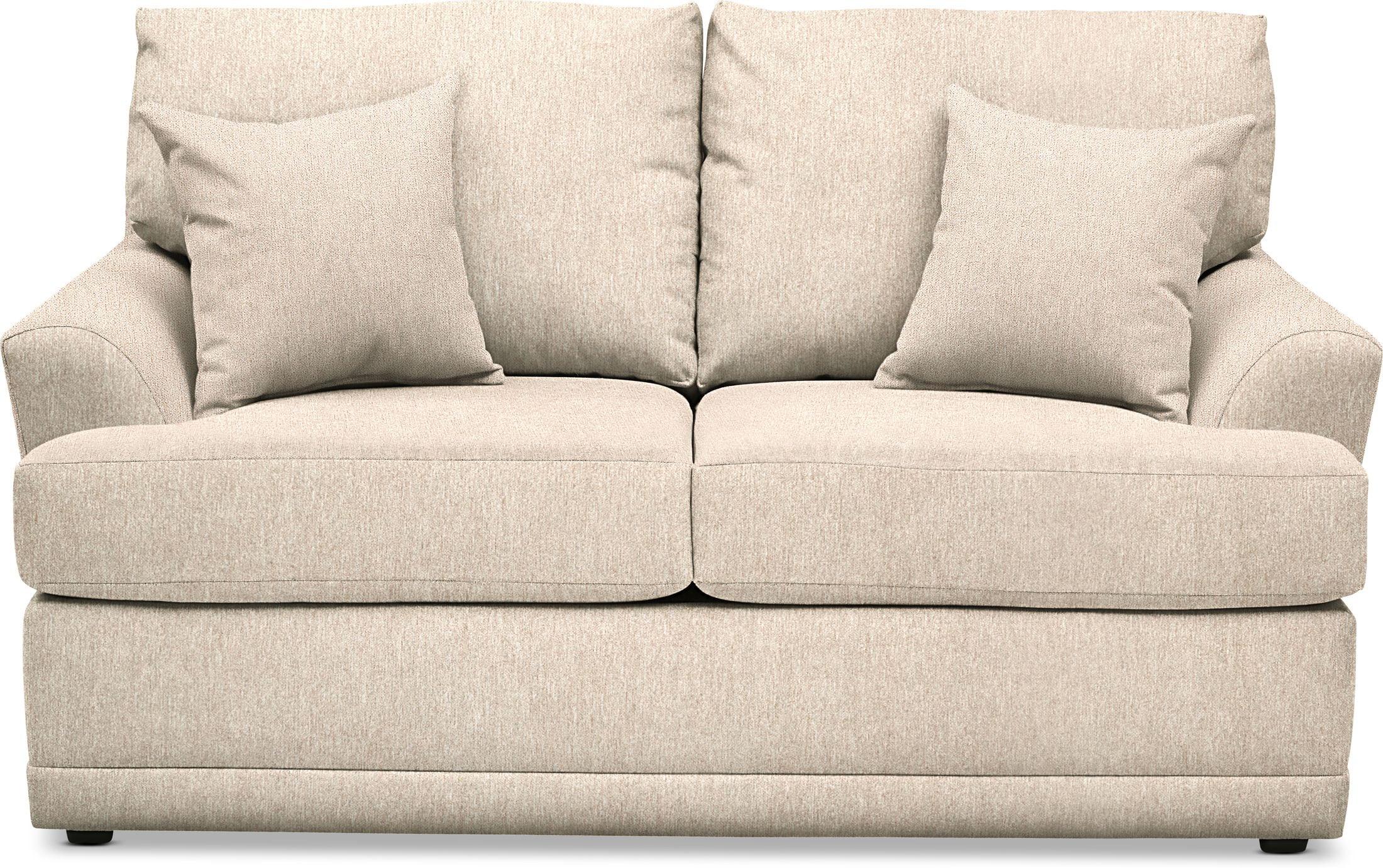Living Room Furniture - Berkeley Performance Loveseat