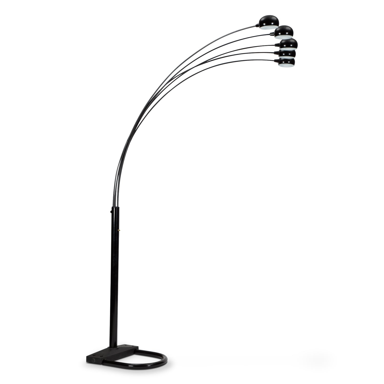 Home Accessories - Arc Floor Lamp