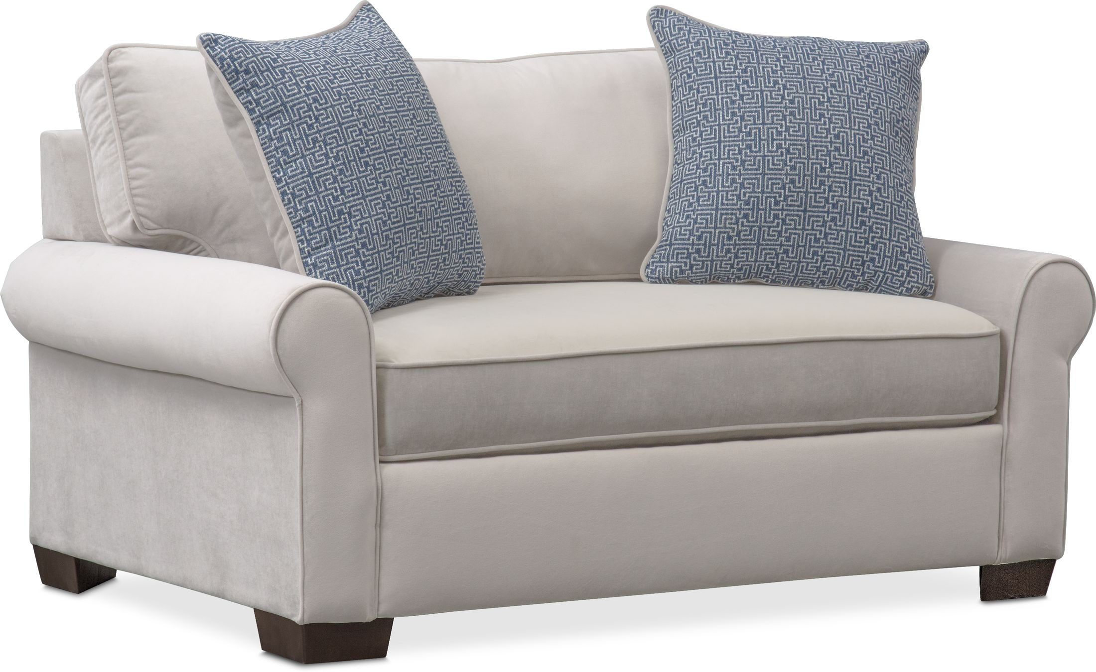 - Blake Twin Sleeper Chair And A Half American Signature Furniture