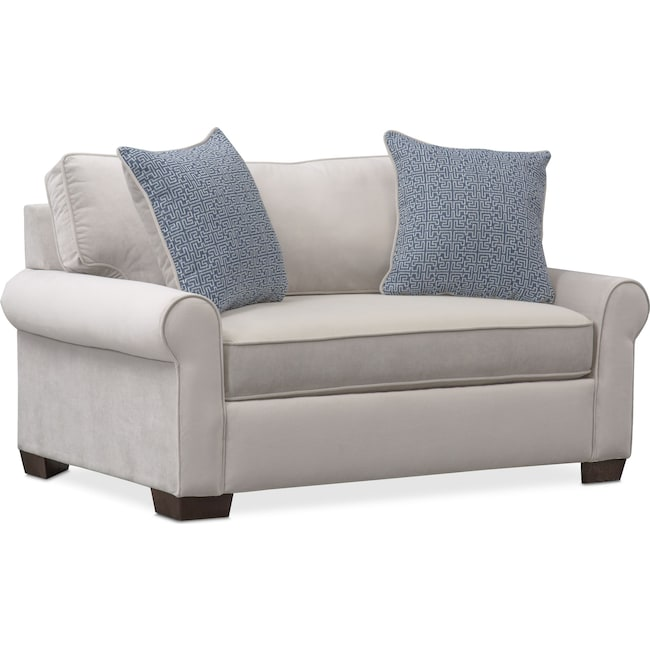 Living Room Furniture - Blake Chair and a Half