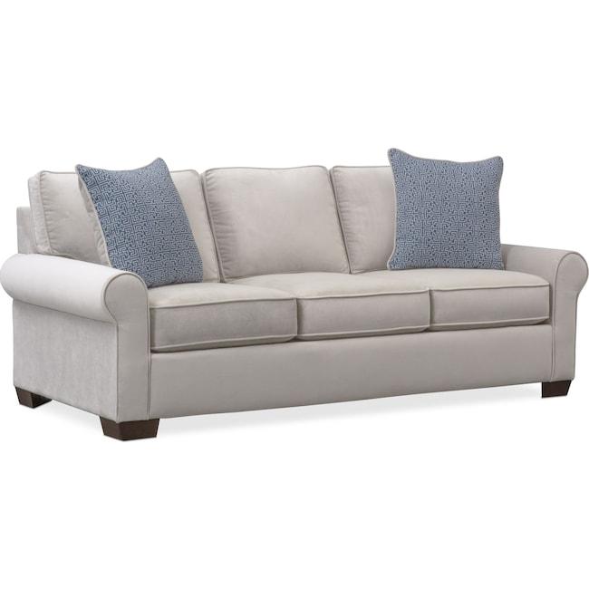 Living Room Furniture - Blake Queen Sleeper Sofa