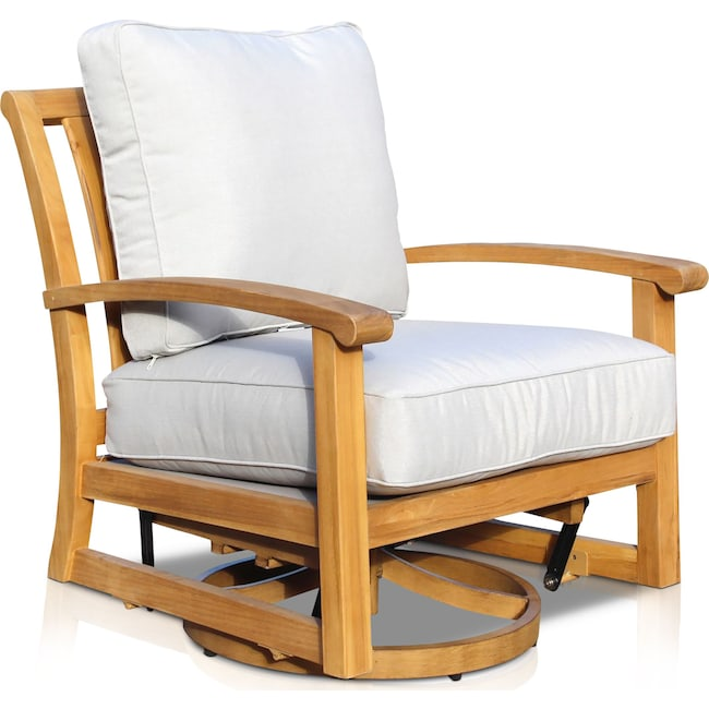 Outdoor Furniture - Bonita Outdoor Swivel Chair