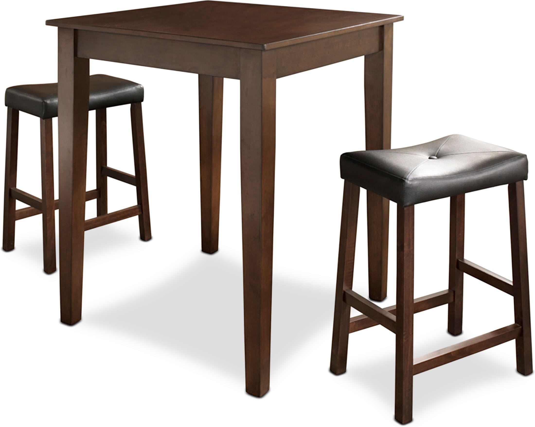 Dining Room Furniture - Boston 3-Piece Pub Set