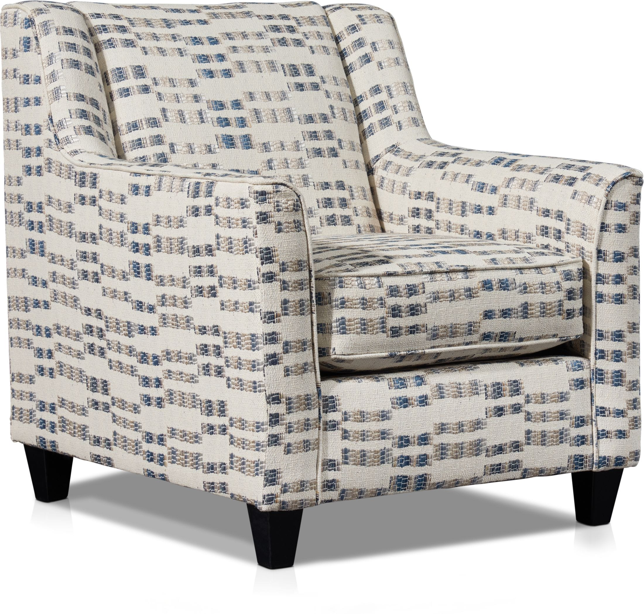 Living Room Furniture - Braden Accent Chair