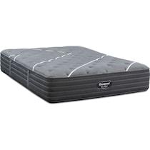 brb c class medium firm black full mattress