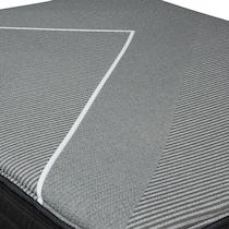 brb x class plush gray king mattress
