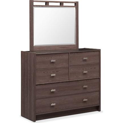 Britto Dresser and Mirror