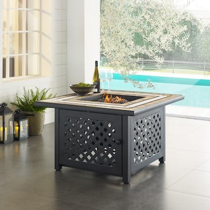 Brizo Fire Table