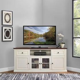 Brooke Corner TV Stand