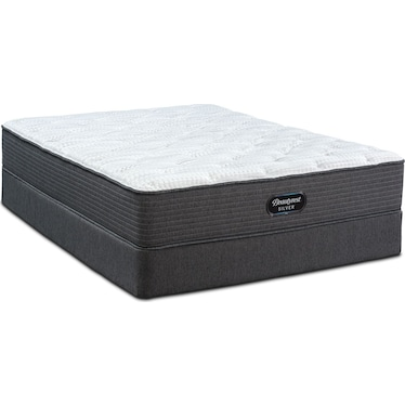 BRS900 Rest Medium Queen Mattress and Foundation