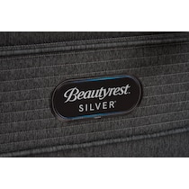 brs rest soft white queen mattress foundation set