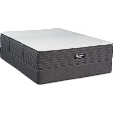 BRX1000-IP Soft Queen Mattress and Foundation