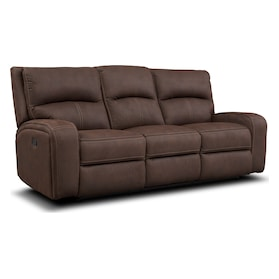 Burke Manual Reclining Sofa