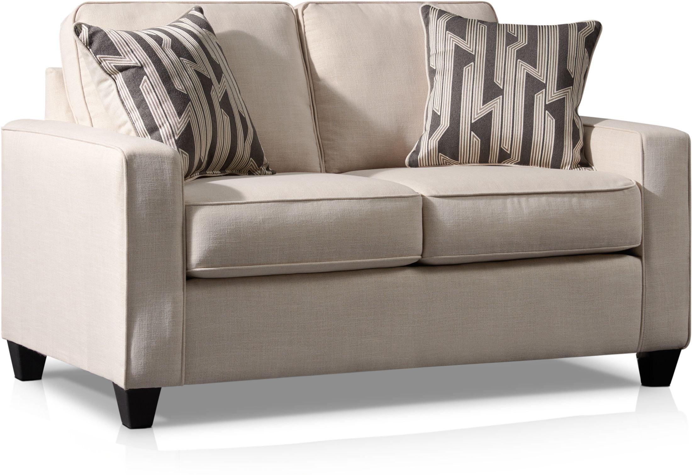 Living Room Furniture - Burton Loveseat