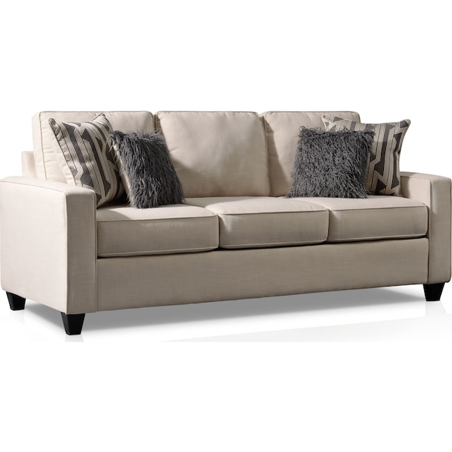 Living Room Furniture - Burton Sofa