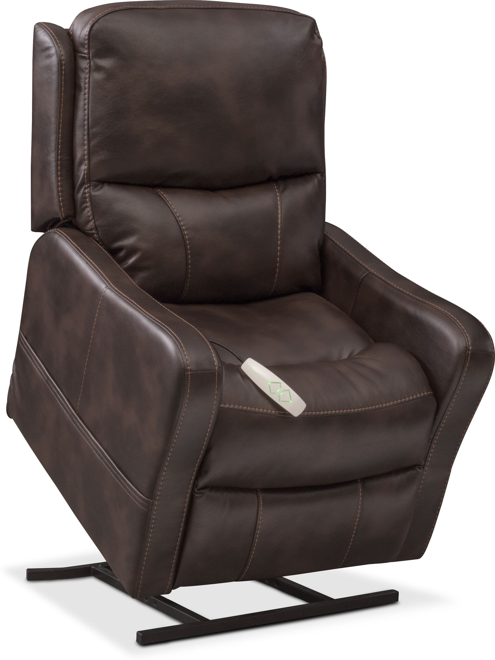 Living Room Furniture - Cabo Power Lift Recliner