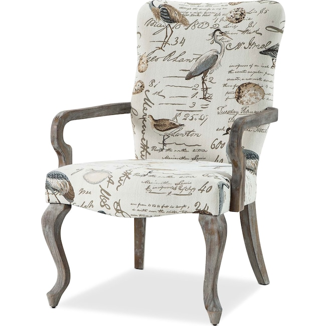 Living Room Furniture - Camden Accent Chair