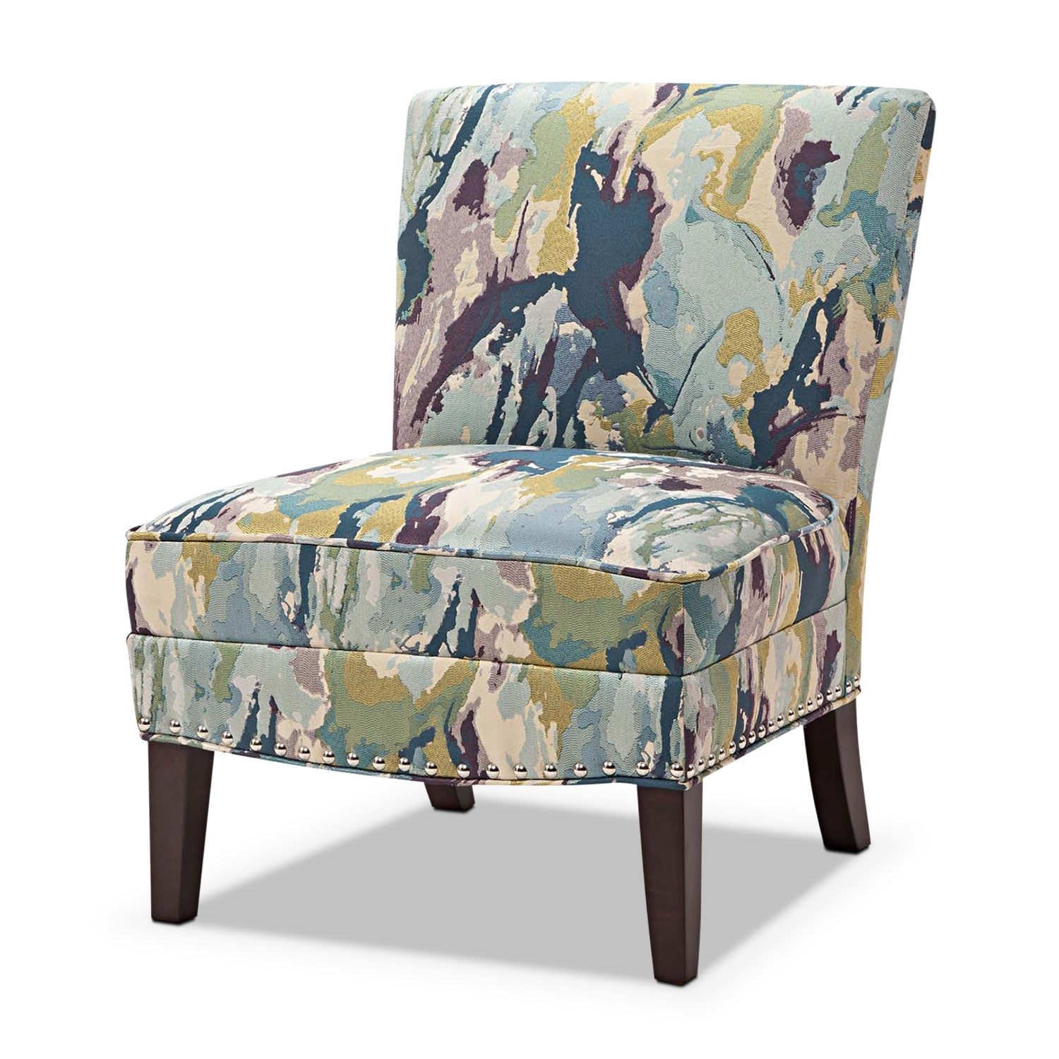 Living Room Furniture - Cami Accent Chair