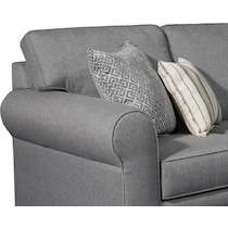 camila gray  pc sectional