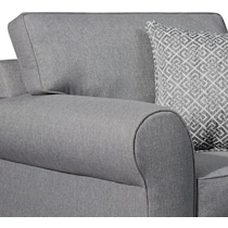 camila gray chair