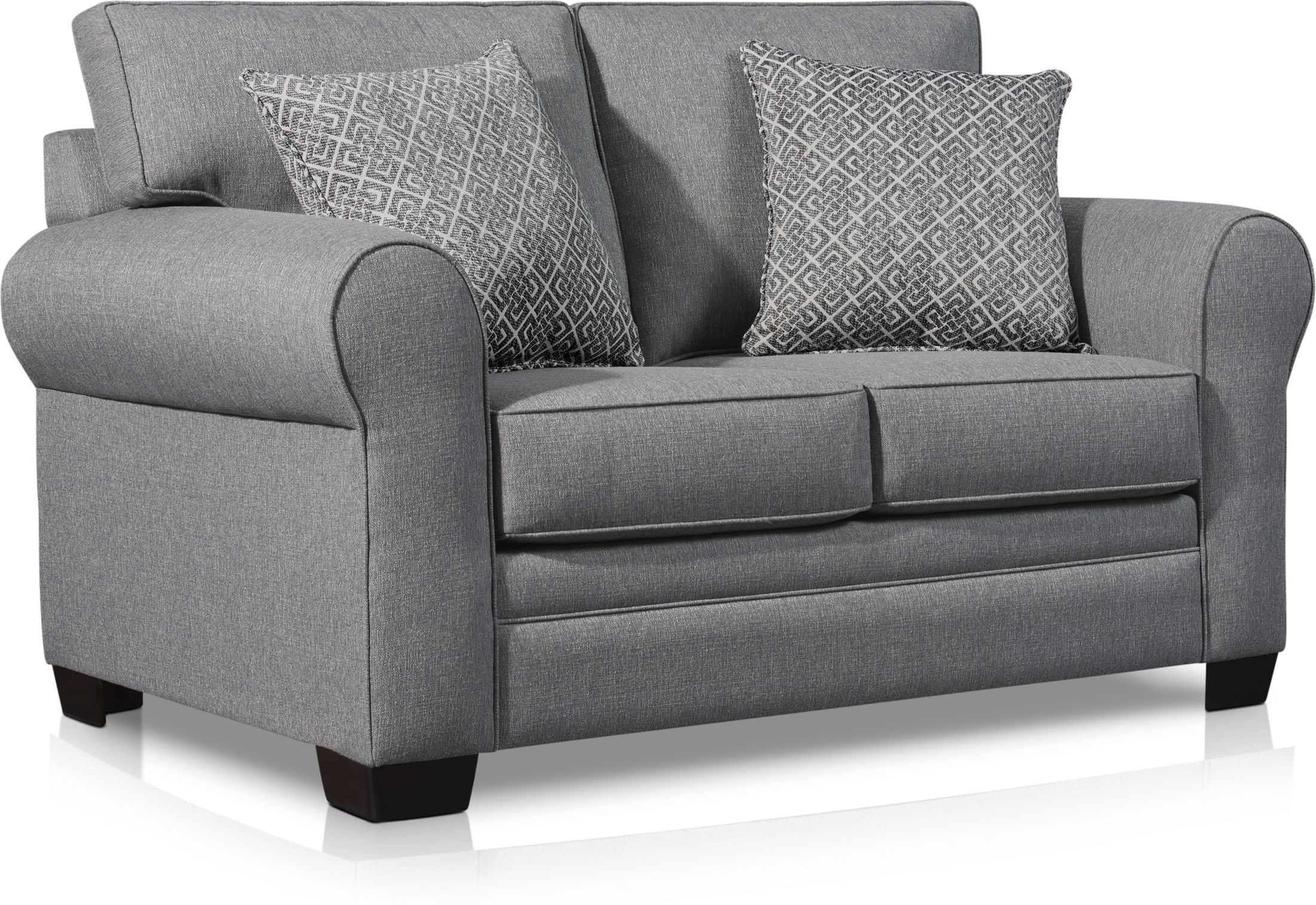 Living Room Furniture - Camila Loveseat