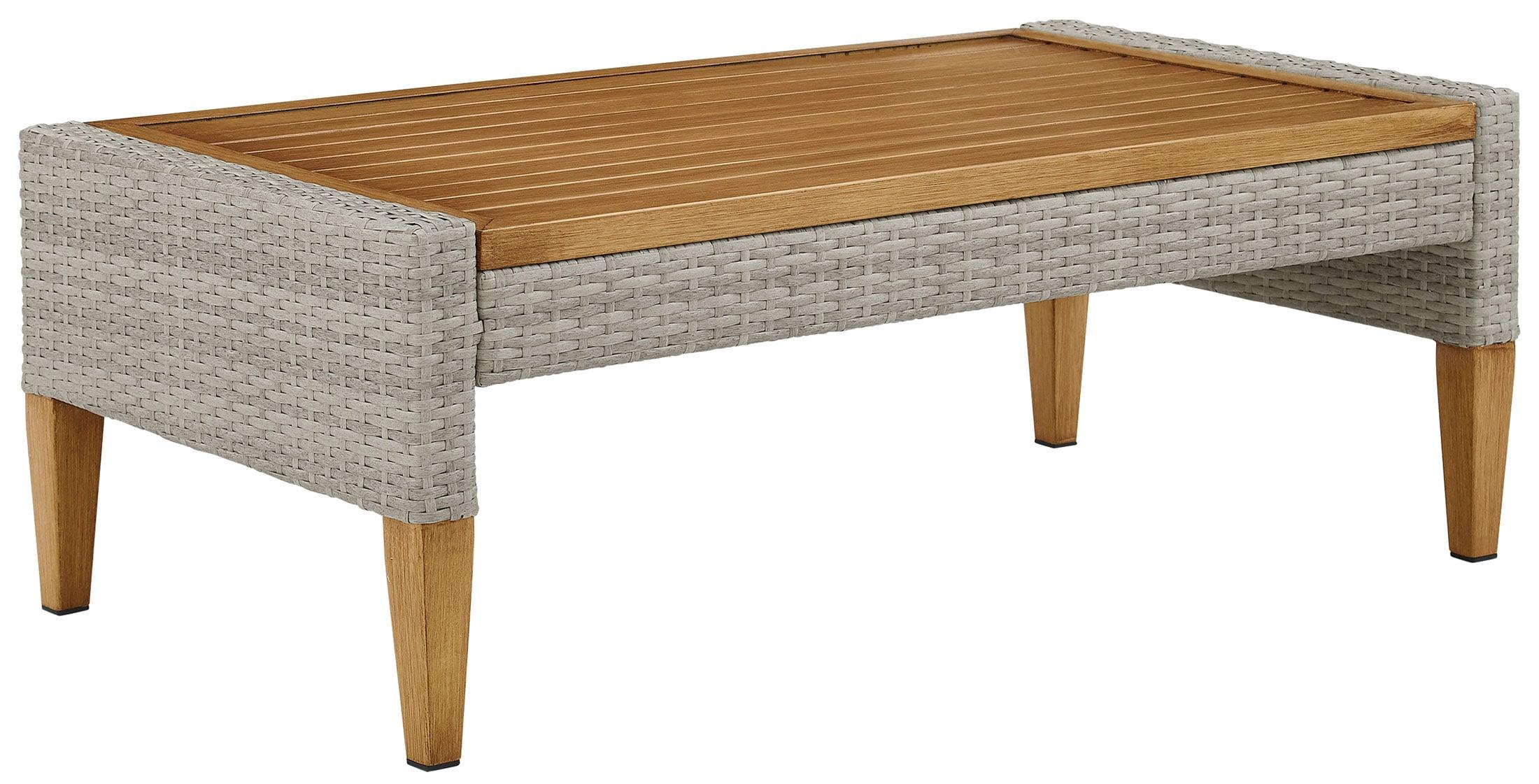 Outdoor Furniture - Capri Outdoor Coffee Table
