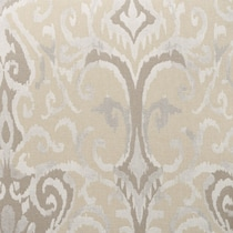 carla beige accent chair