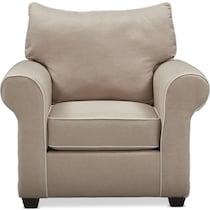 carla light brown chair
