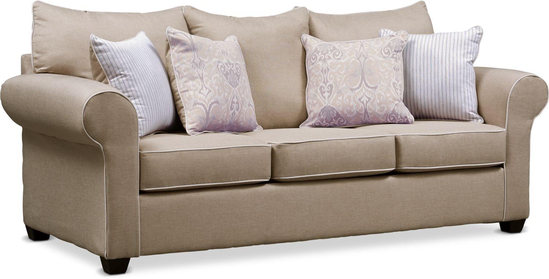 Living Room Furniture - Carla Sofa