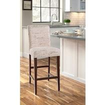 caroline white counter height stool