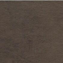 carter dark brown queen upholstered bed