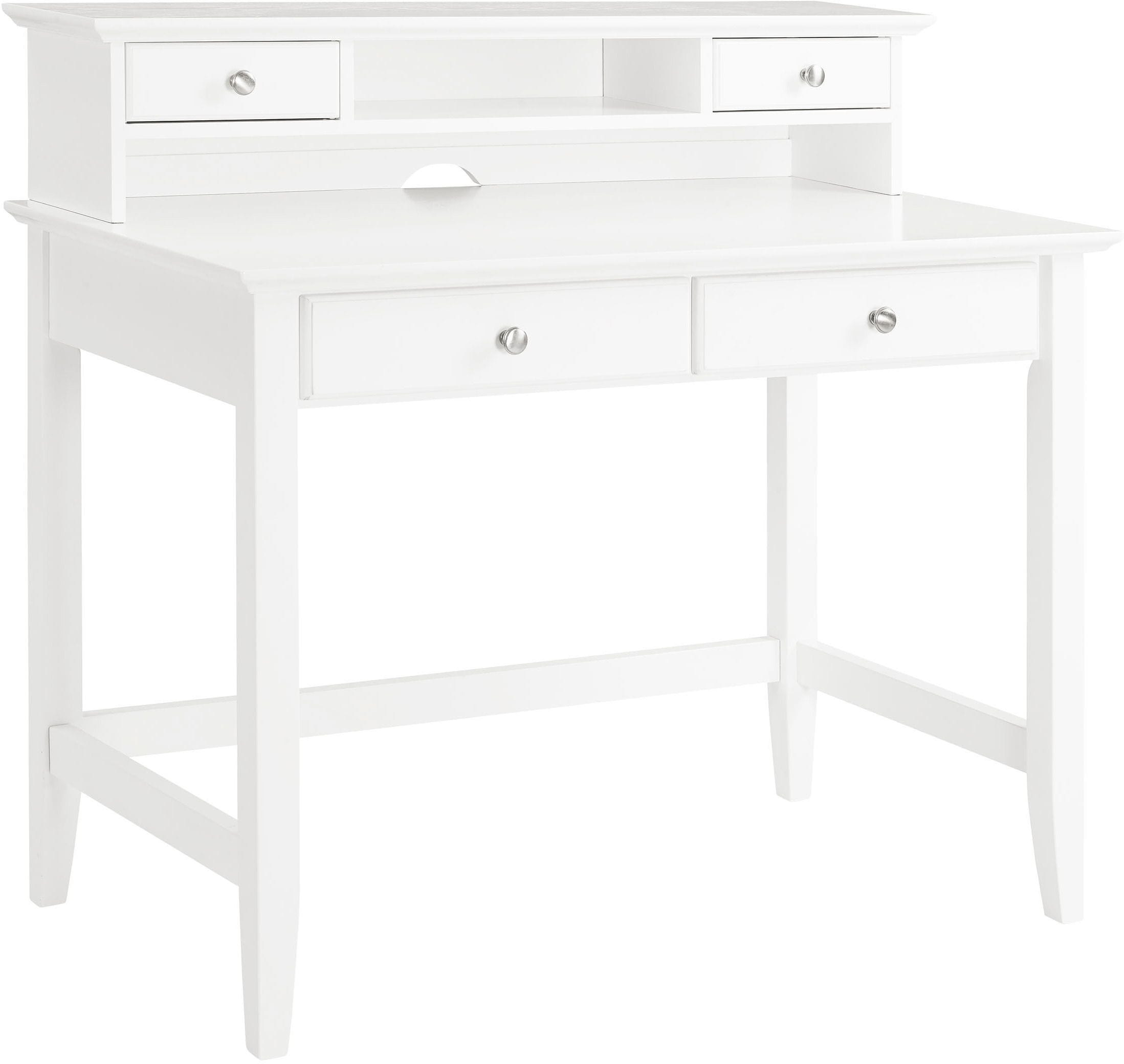 Home Office Furniture - Cassie Desk with Hutch