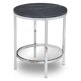 Charisma Marble End Table