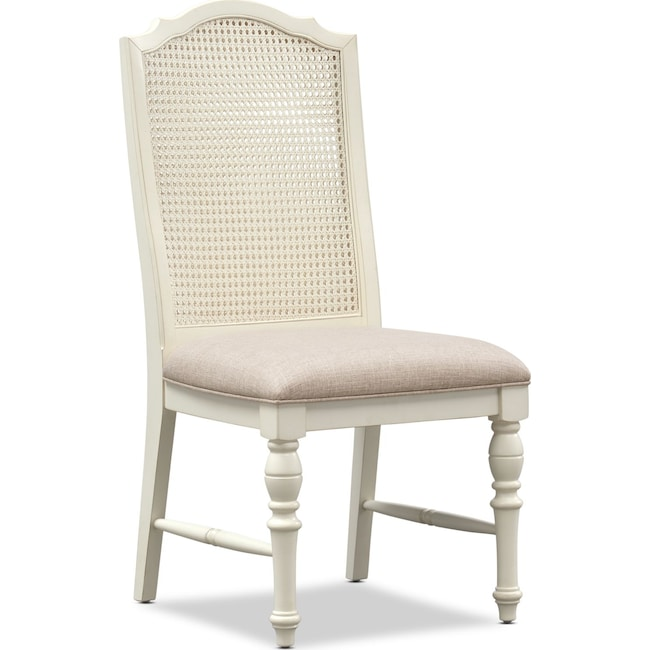 Dining Room Furniture - Charleston Cane Back Dining Chair