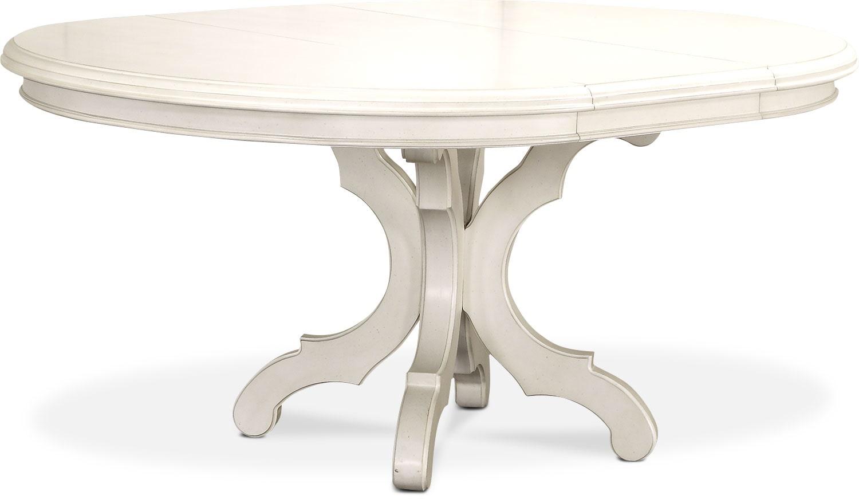 Charleston Round Dining Table American Signature Furniture