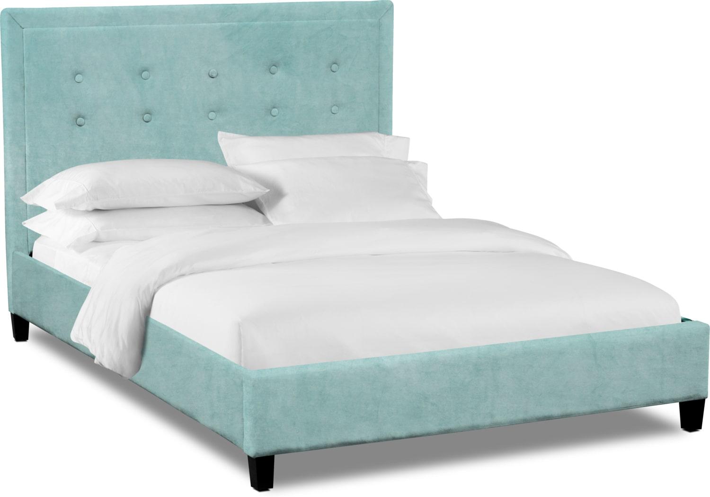 Bedroom Furniture - Charlie Upholstered Bed