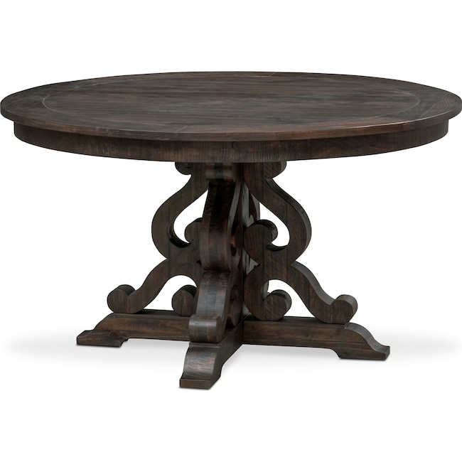 Dining Room Furniture - Charthouse Round Dining Table