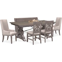 charthouse gray  pc dining room