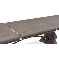 charthouse gray dining table