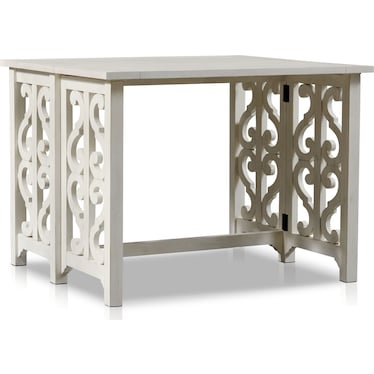 Charthouse Breakfast Bar - Alabaster