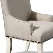 charthouse white chair