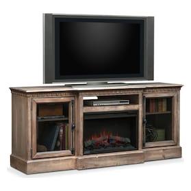 Claridge Fireplace TV Stand