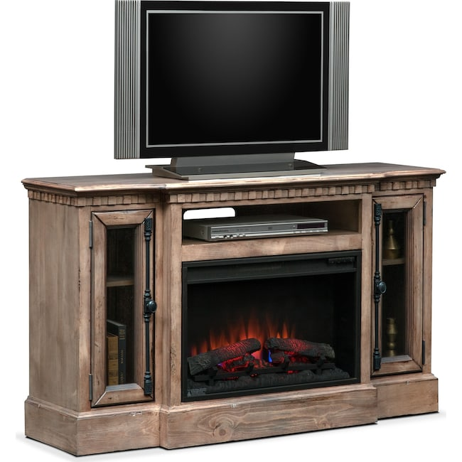 Entertainment Furniture - Claridge Fireplace TV Stand