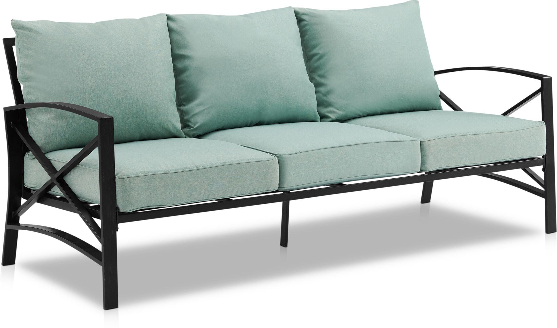 Outdoor Furniture - Clarion Outdoor Sofa