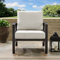 clarion oatmeal outdoor chair
