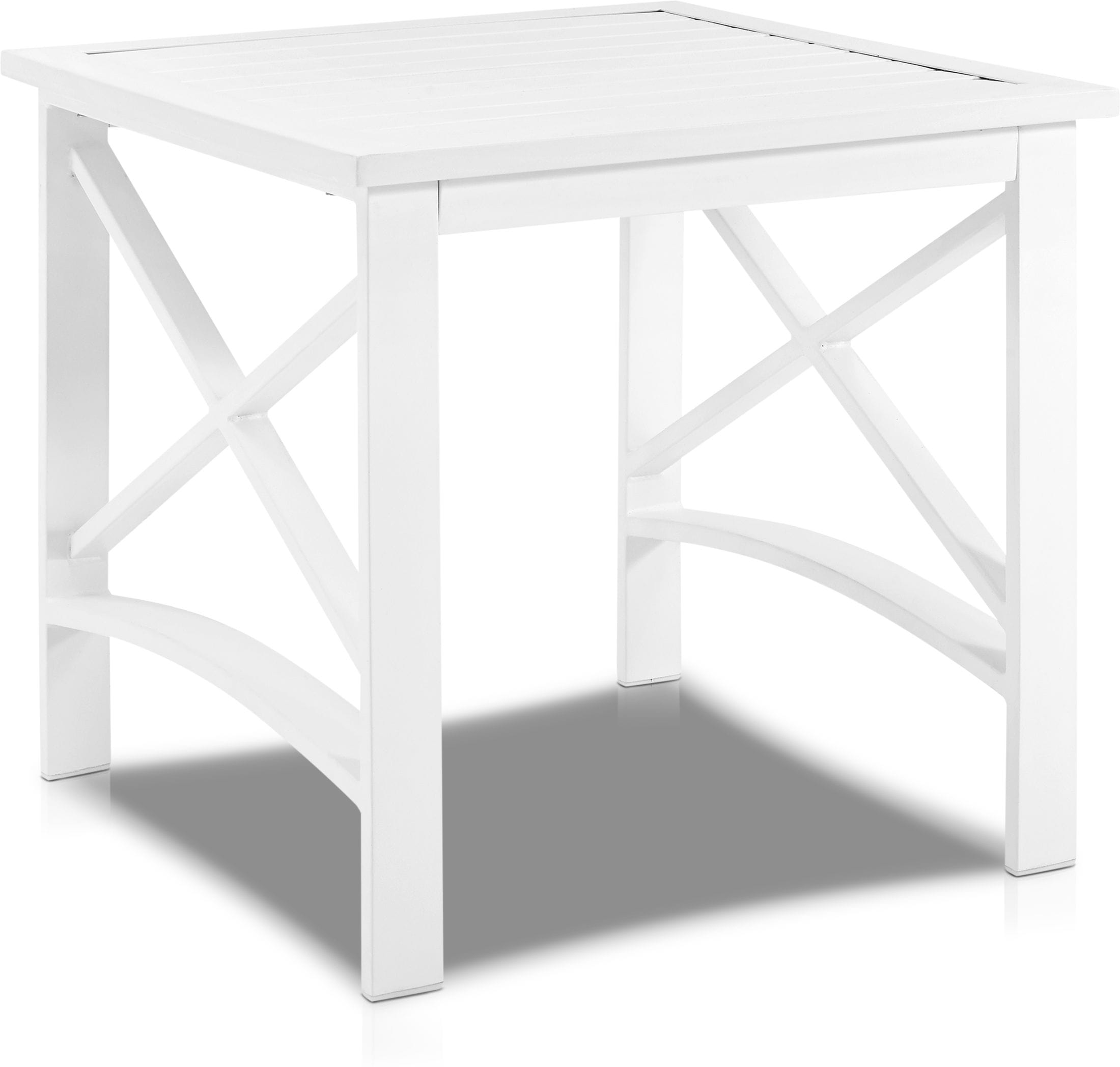 Outdoor Furniture - Clarion Outdoor End Table