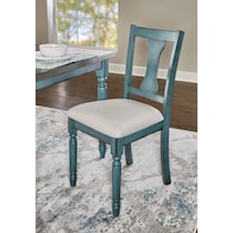 clayes blue  pc dining room