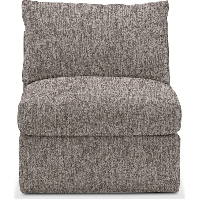 Living Room Furniture - Collin Performance Armless Chair