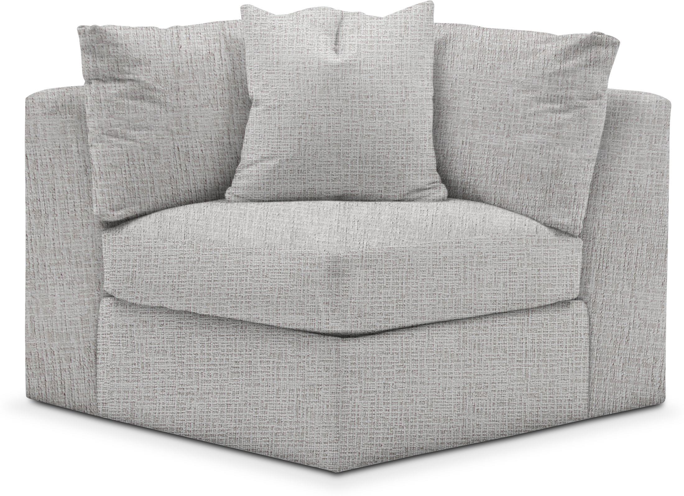 Living Room Furniture - Collin Corner Chair